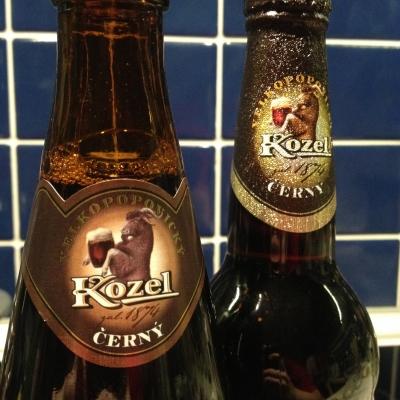 пиво козел чешское