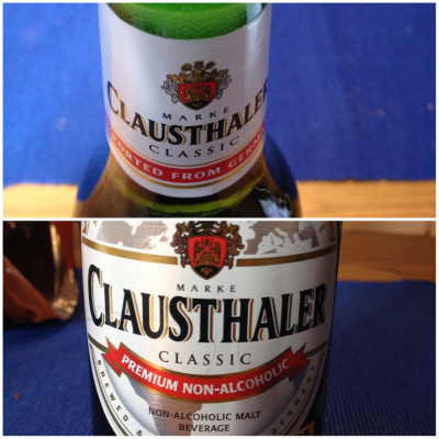 Клаустахалер безалкогольное