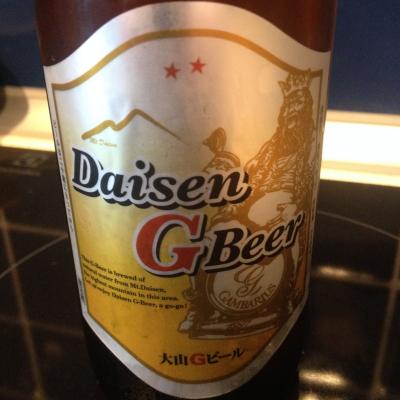 daisen-g-beer