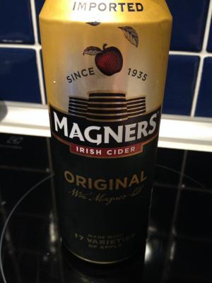 magners сидр магнерс