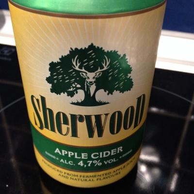 sherwood сидр шервуд