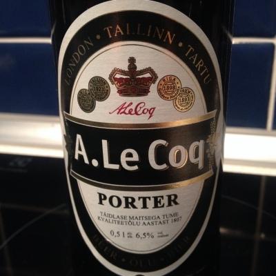 alecoq porter