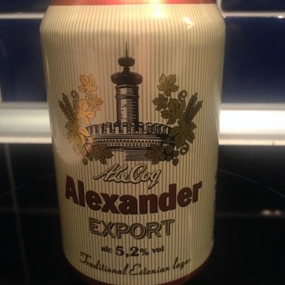 alexander export