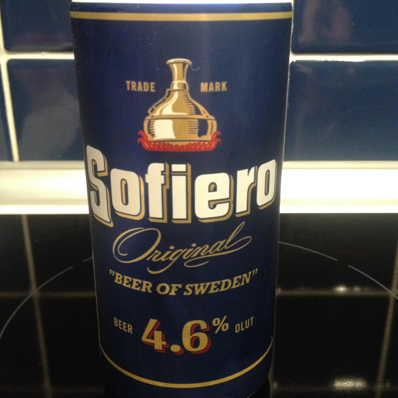 Отзыв на пиво Sofiero original (Софиэро)  | Пояндекс©