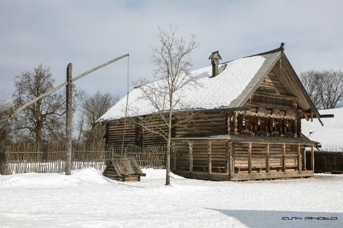 новгород музей Витославицы