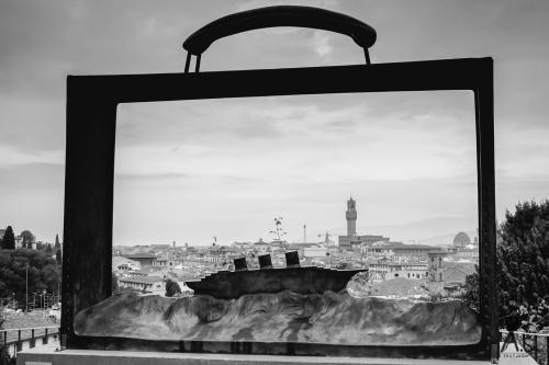 Италия, Флоренция, Инсталляция