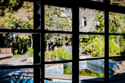 заброшенный отель беренгария